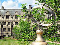 Merton College Oxford University Stock Images