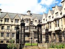 Merton College, Oxford University Stock Photo
