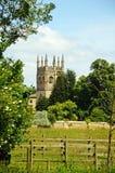 Merton College, Oxford. Royalty Free Stock Photo