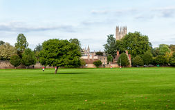 Merton Hochschule, Oxford Stockfotografie