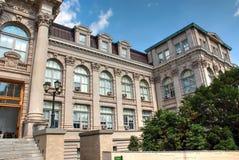 Mertz Library at New York Botanical Garden
