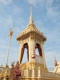 Meru,皇家火葬用的柴堆,泰国 免版税图库摄影