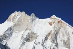 Meru szczyt Fotografia Royalty Free