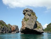 Merveille aquatique - Thaïlande Image stock