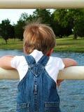 Merveille d'enfance Photographie stock