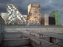 Merveilles urbaines Image stock
