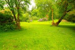 Merveilleux, jardin 2 de source Photos libres de droits
