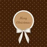 Mery Christmas Stock Image