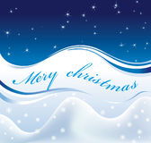 Mery christmas background Royalty Free Stock Image