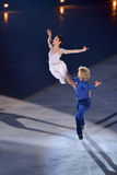 Meryl Davis and Charlie White Royalty Free Stock Image