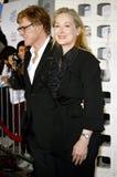 Meryl Streep и Роберт Redford стоковые изображения rf