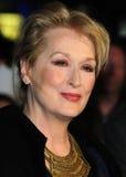 Meryl Streep Arkivbild