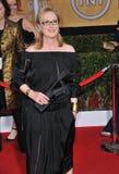 Meryl Streep Lizenzfreie Stockfotos