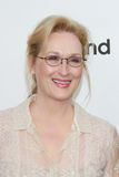 Meryl Streep at the AFI Life Achievement Award Honoring Shirley MacLaine, Sony Pictures Studios, Culver City, CA 06-07-12. Meryl Streep  at the AFI Life Royalty Free Stock Images