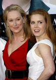 Meryl Streep and Amy Adams Royalty Free Stock Image