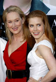 Meryl Streep and Amy Adams Stock Image