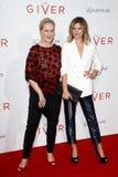 Meryl Streep, Louisa Gummer Lizenzfreies Stockfoto