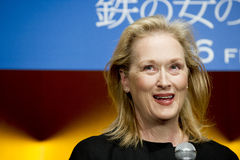 Meryl Streep Royalty Free Stock Photo