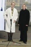 Meryl Streep, Phyllida Lloyd Royalty Free Stock Photo