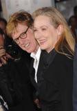Meryl Streep, Robert Redford Stock Photo
