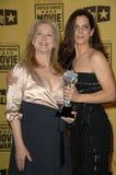 Meryl Streep, Sandra-Ochse Lizenzfreies Stockbild