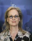 Meryl Streep woont de Internationale Jury bij photocall Royalty-vrije Stock Foto's