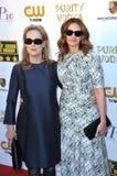 Meryl Streep y Julia Roberts imagen de archivo libre de regalías