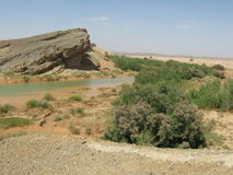Merzouga nature. Sightseeing south est of mortoco stock images