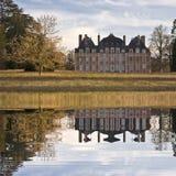 Mesón grande Bourgogne de la casa imagen de archivo libre de regalías
