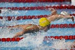 15èmes CHAMPIONNATS Barcelone 2013 du MONDE de FINA Photographie stock