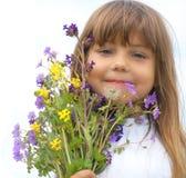 Mes fleurs Images stock