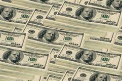 Mes million premiers de dollars Photo stock