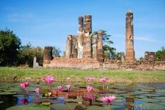 Mes ruines de temple hindou de fils au Vietnam Le temple de Cham reste dans la jungle Image libre de droits