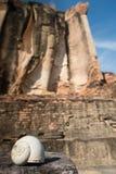 Mes ruines de temple hindou de fils au Vietnam Le temple de Cham reste dans la jungle Images stock
