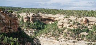 Mes Verde Park Narodowy zdjęcia stock