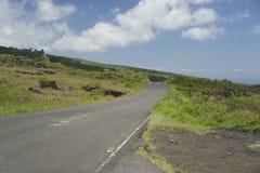 Mes voyages par la route heureux d'endroit Photographie stock