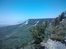 Mesa的科罗拉多 库存照片