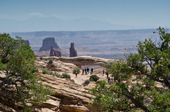 Mesa Arch Stock Images