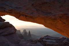 Mesa Arch royalty free stock image