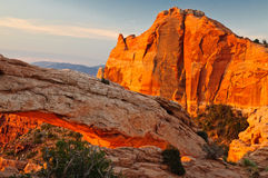 Mesa Arch Stock Photography