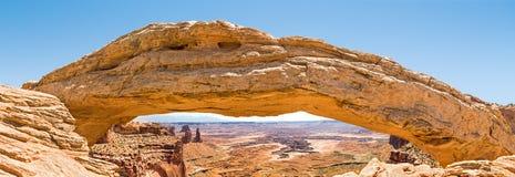 Mesa Arch Fotos de Stock Royalty Free