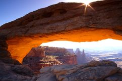 Mesa Arch Stock Photos