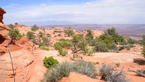Mesa Arch Imagenes de archivo