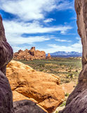 Mesa Arch Royalty Free Stock Images