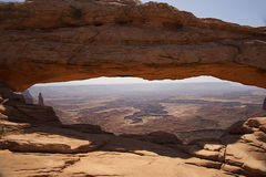 Mesa Arch  Royalty Free Stock Photos