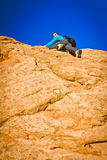 Mesa Arch of Utah's Canyonlands National Park Royalty Free Stock Images