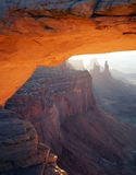 Mesa Arch (V) Royalty Free Stock Photos
