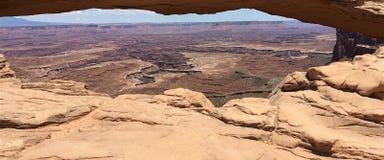 Mesa Arch Royalty Free Stock Image