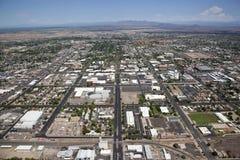 Mesa, Arizona Skyline Royalty Free Stock Image