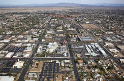 Mesa, Arizona Skyline Royalty Free Stock Image